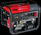 Генератор бензиновый Fubag BS 6600 DA ES (838205) - фотография
