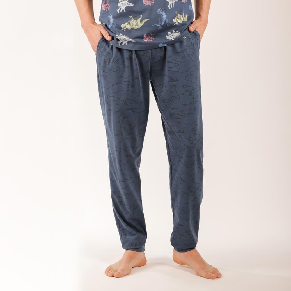 Мужские брюки пижамные E20K-21D101