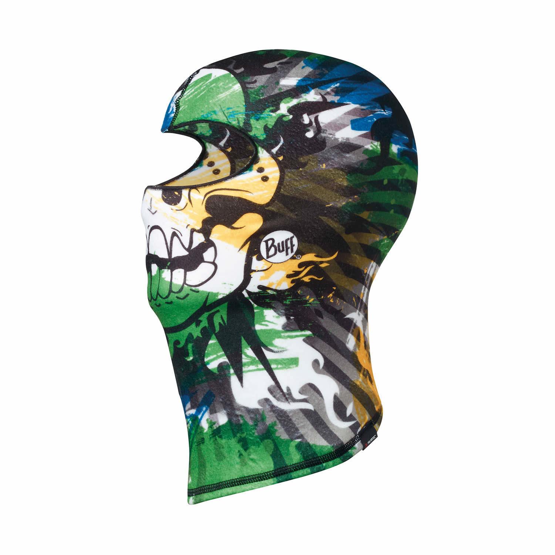 Детские балаклавы и подшлемники Флисовая балаклава Buff Skull Graff Multi 113433.555.10.00.jpg