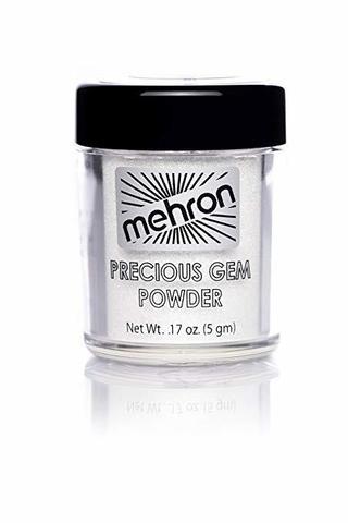 MEHRON Сияющие пигменты Celebré Precious Gems, Diamond (Бриллиант), 5 г