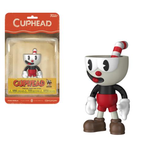 Cuphead Action Figures: Cuphead