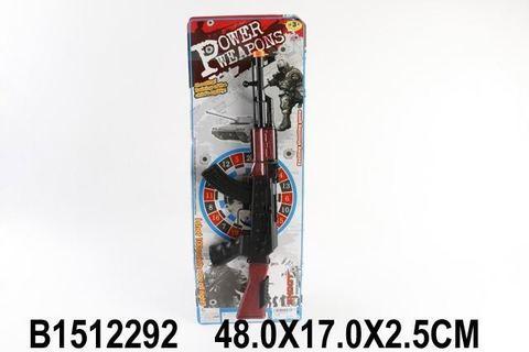 Автомат на картоне 123F /192/96