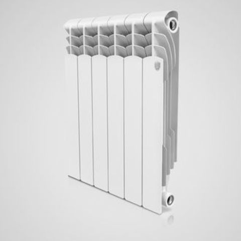 Биметаллический радиатор Royal Thermo Revolution Bimetall 500 - 6 секций