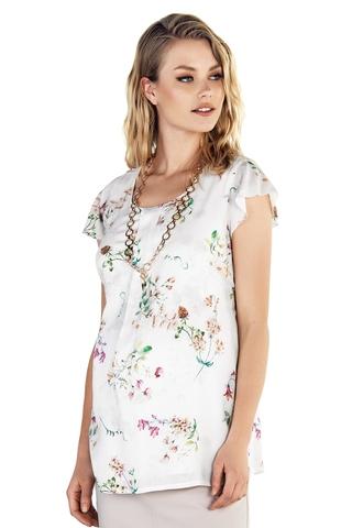 Блузка для беременных 10276 узорный