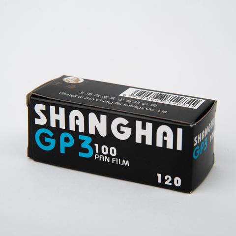 Фотопленка Shanghai GP3 120 ISO100