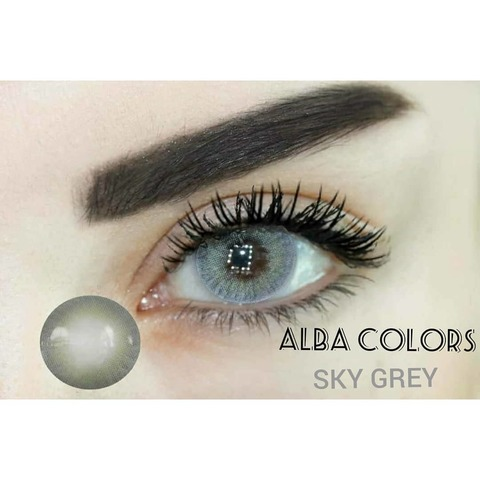 Alba Colors™  SKY GRAY