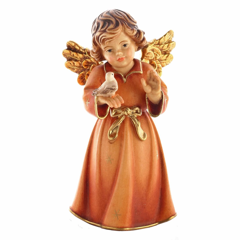 Ангел Бэл с голубкой