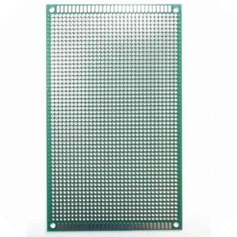 PCB макетная плата 9х15 см