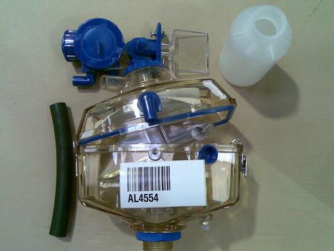 AL4554 Счетчик молока SAC, Insentec