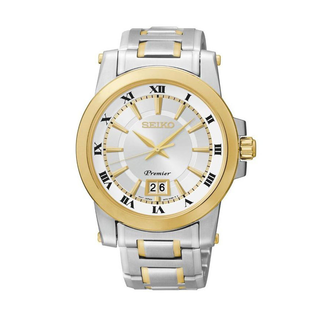 Наручные часы Seiko Premier SUR016P1 фото
