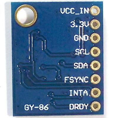 10-осевой сенсорный модуль GY-86