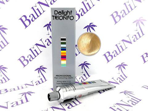 CONSTANT DELIGHT TRIONFO 10-0 стойкая крем-краска для волос Светлый блондин натуральный, 60 мл