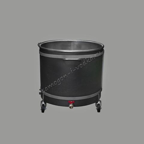 Набор колес для универсальных кубов 75 и 100 литров