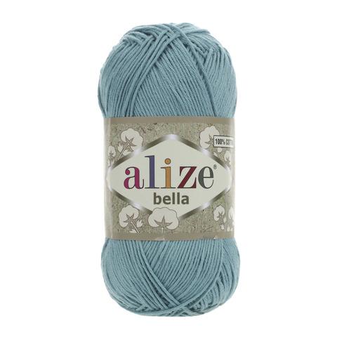 Пряжа Alize Bella 462 пыльная бирюза