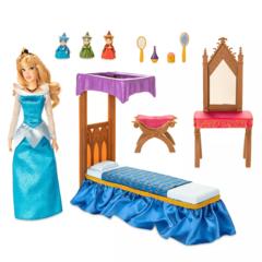 Спальня Авроры Игровой набор с куклой