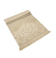 Полотенце махровое Duru (цвет: кофейный)