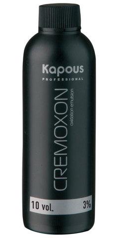 Кремообразная окислительная эмульсия,Kapous CremOXON 3%, 150 мл