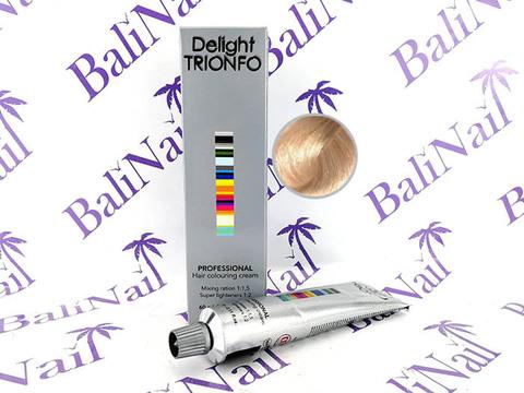 CONSTANT DELIGHT TRIONFO 10-19 стойкая крем-краска для волос Светлый блондин сандре фиолетовый, 60 мл