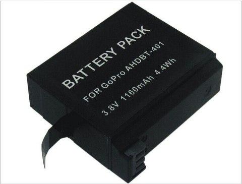 Аккумулятор для GoPro HERO4 AHDBT-401