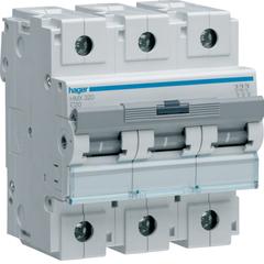 Автоматический выключатель 3P 50kA C-20A 4.5M