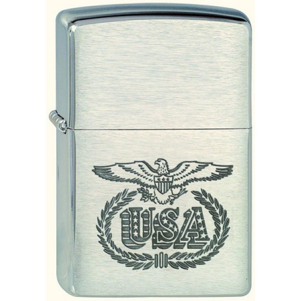 Зажигалка Zippo USA Eagle (205)