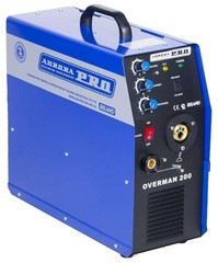 Инверторный сварочный полуавтомат AuroraPRO OVERMAN 200 (MOSFET)