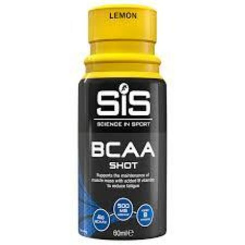 SIS BCAA шот 60 мл, вкус Лимон