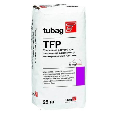 Quick-Mix TFP, серый, мешок 25 кг - Затирка / Трассовый раствор для заполнения швов многоугольных плит