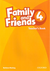 Family and Friends 4: Teacher's Book