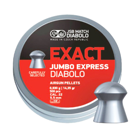 JSB Exact Jumbo Express 5,52/0,930