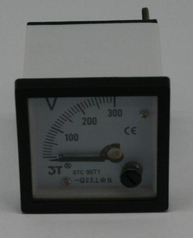 Вольтметр DDE DPG4851 унив. 0-300V (029029300101)