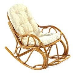 Кресло-качалка 05/04 B с толстой подушкой