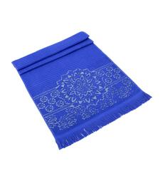 Полотенце махровое Duru (цвет: темно-синий)