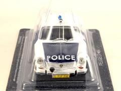 Peugeot 404 British Police South Africa 1:43 DeAgostini World's Police Car #47