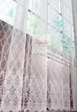 Тюль сетка с вышивкой Мадлен-2 (белый)
