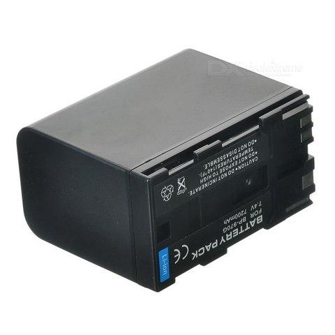 Аккумулятор для Canon BP-970 / BP-970G / BP950 / BP960
