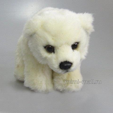 Мягкая игрушка Медведь полярный 18 см (Leosco)