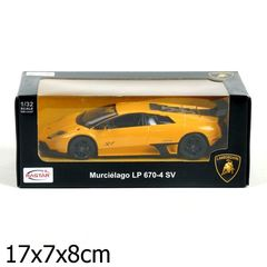 Rastar Металлическая машина Lamboighini Murcielago LP670 (39400-RASTAR / 166504)