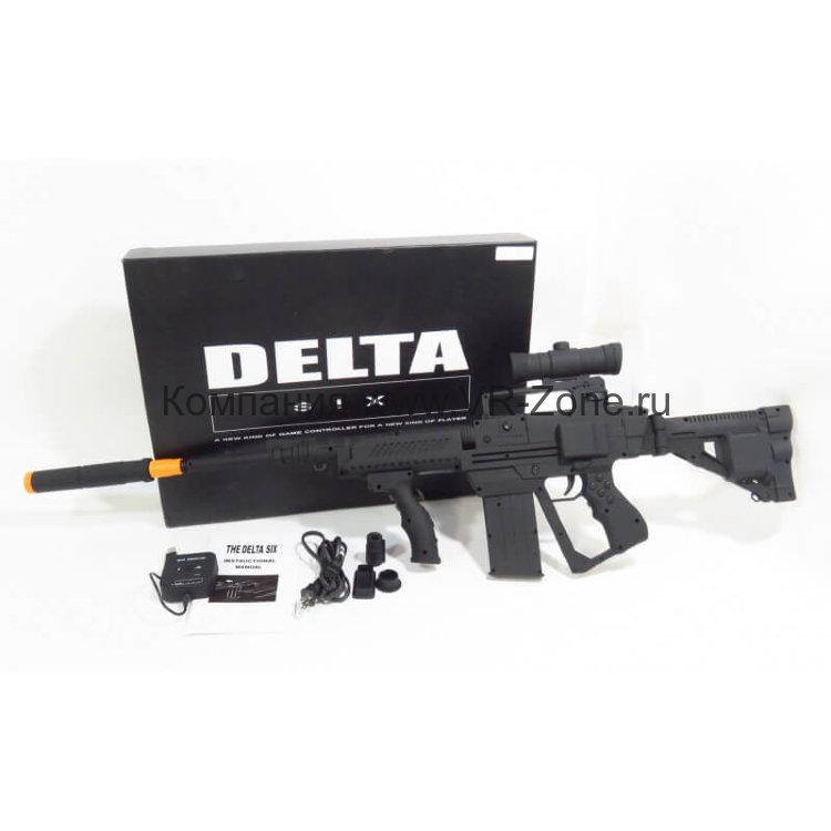 Автомат Delta Six с кейсом