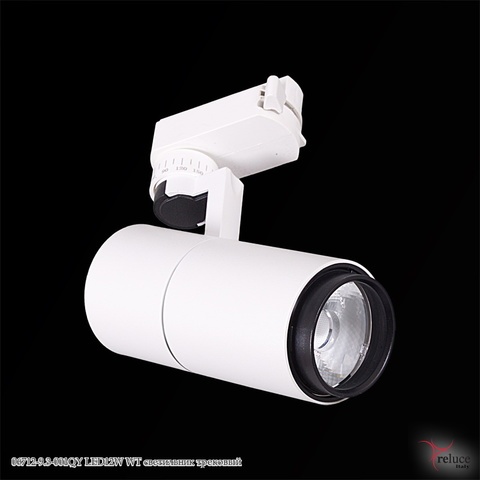 06712-9.3-001QY LED12W WT светильник трековый