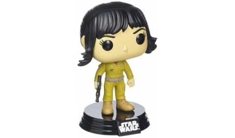 Фигурка Funko POP! Bobble: Star Wars: E8 TLJ: Rose (POP 13) 14754