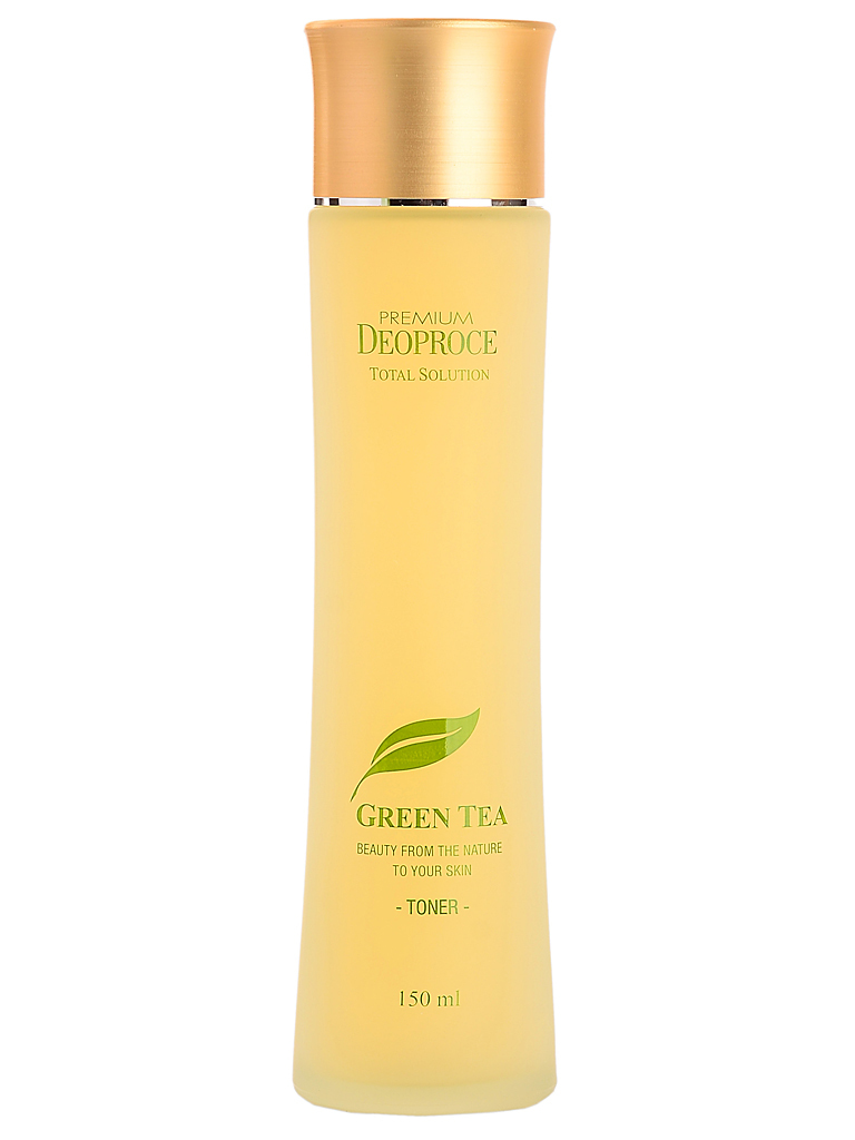 Deoproce Тонер для лица на основе зеленого чая PREMIUM GREENTEA TOTAL SOLUTION TONER 150ml i28948_1484749258_5.jpg