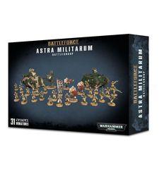 Battleforce Astra Militarum Battlegroup