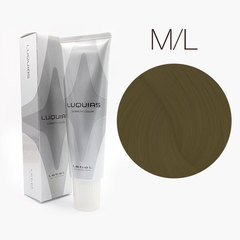 Lebel Luquias M/L (темный блондин матовый) Краска для волос