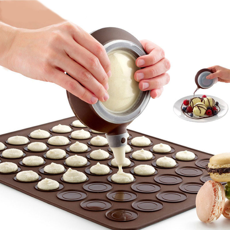 Товары для кухни Силиконовый кондитерский шприц Cake DIY Mold Cake_DIY_Mold.jpg