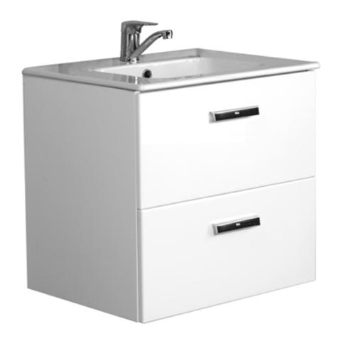 Мебель для ванной 60х45см. Roca Victoria Nord белый ZRU9000028/327821000