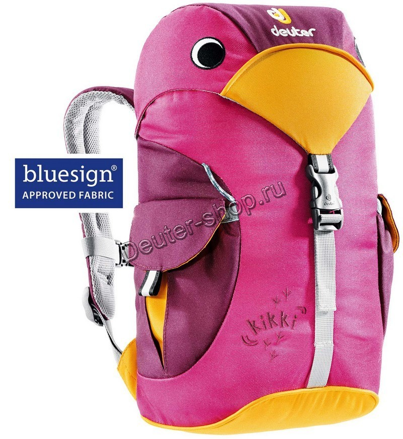 Детские рюкзаки Рюкзак детский Deuter Kikki magenta-blackberry Kikki_5505_15.jpg