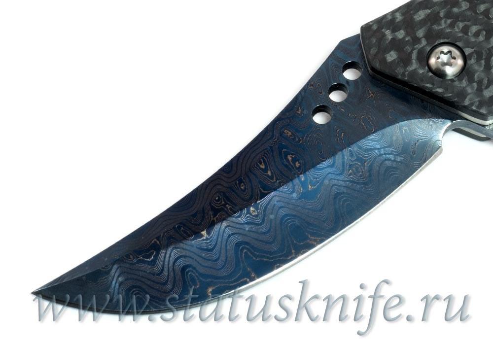 Нож Mamba 1/20  Walter Brend and Joel Pirela - фотография