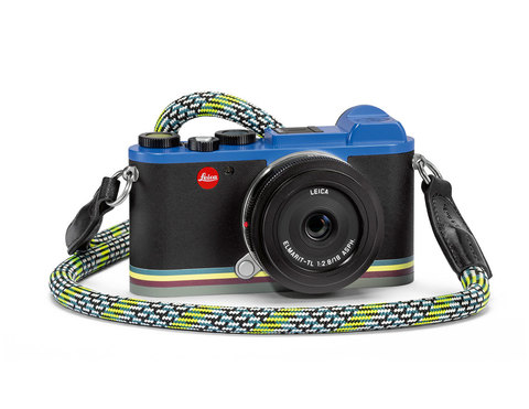 Leica CL Kit Elmarit-TL 18мм f/2.8 Asph Paul Smith