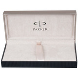 Шариковая ручка Parker Sonnet Slim K430 ESSENTIAL LaqBlack CT Mblack (S0808840)